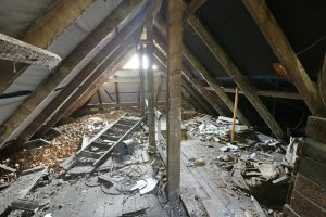 Crawl Space And Attic Cleaning In Carlsbad California