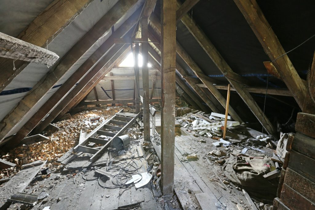 Crawl Space And Attic Cleaning in Carlsbad California - Summit Clean Air