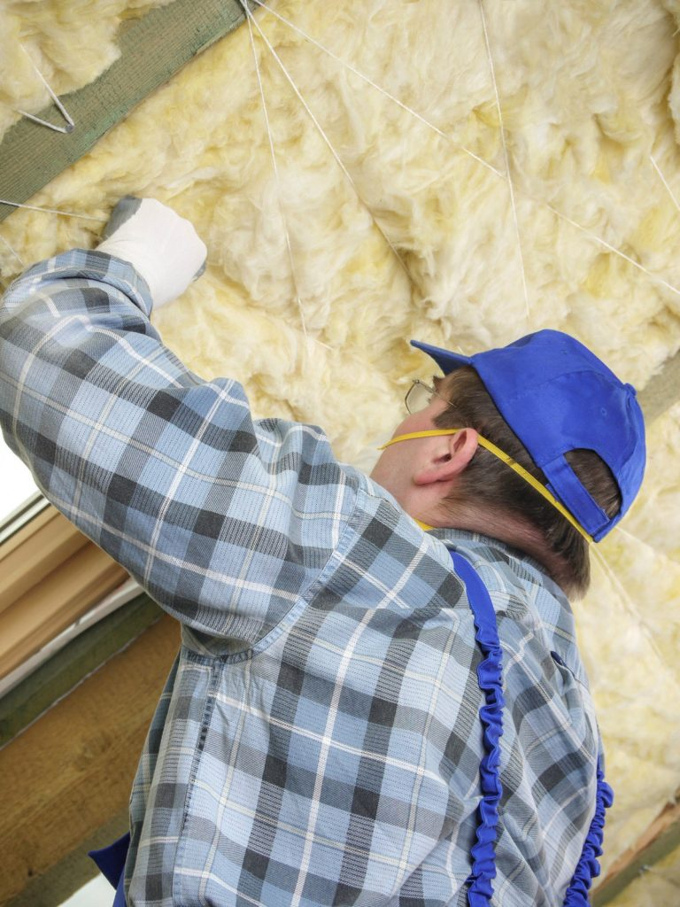 crawl space and attic cleaning in Chula Vista California - Summic Clean Air